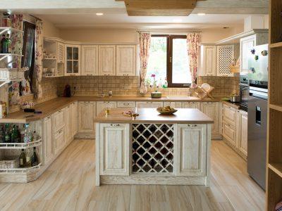Кухня Ница - Мебелна фабрика Абанос