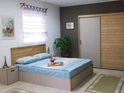 Спалня Саня - Мебелна фабрика Абанос